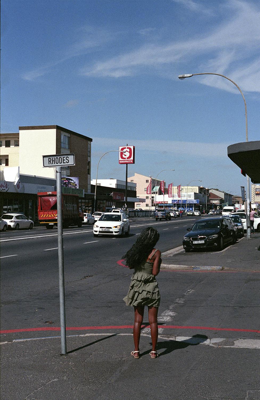 Corner of Voortrekker road and Rhodes, south africa, sean metelerkamp, photography