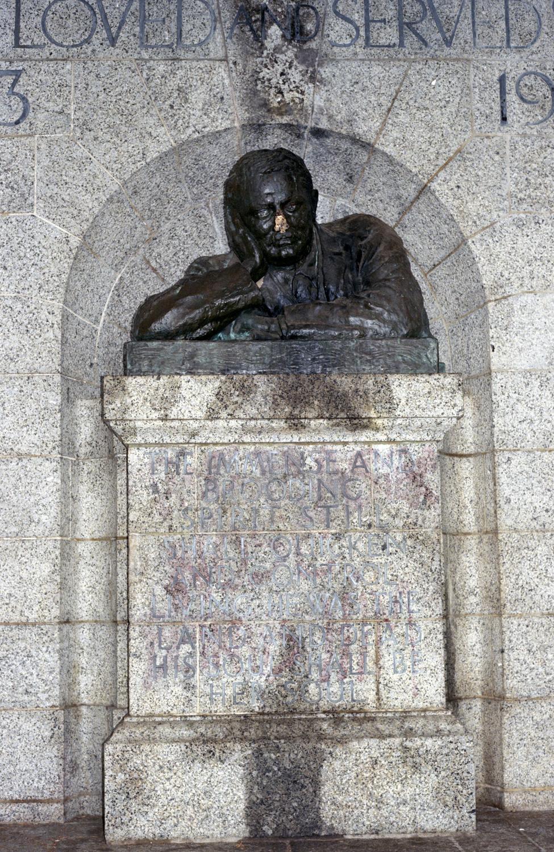 Rhodes Memorial, Cape Town, 2017