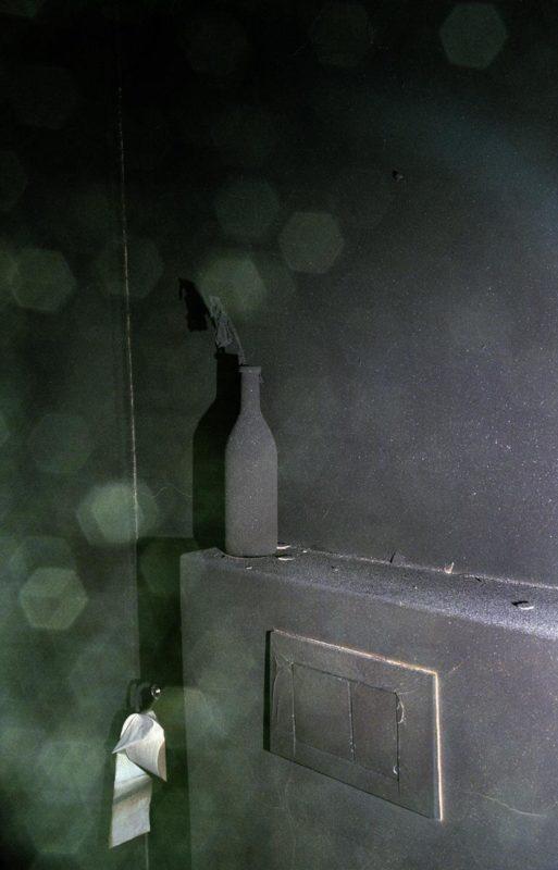 Knysna Fire - Bathroom