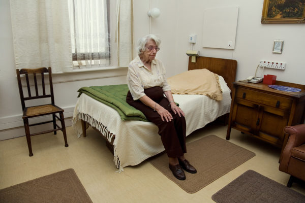Monte Rosa old age home
